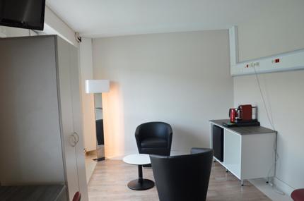 Chambre prestige - salon