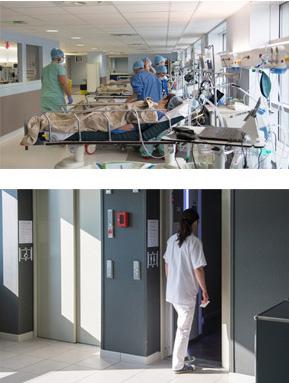 Equipes paramedicales