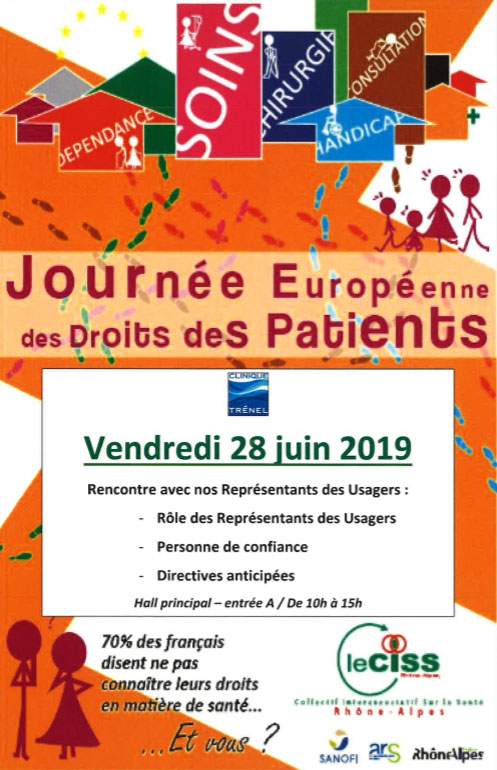 journee europeenne droit du patient