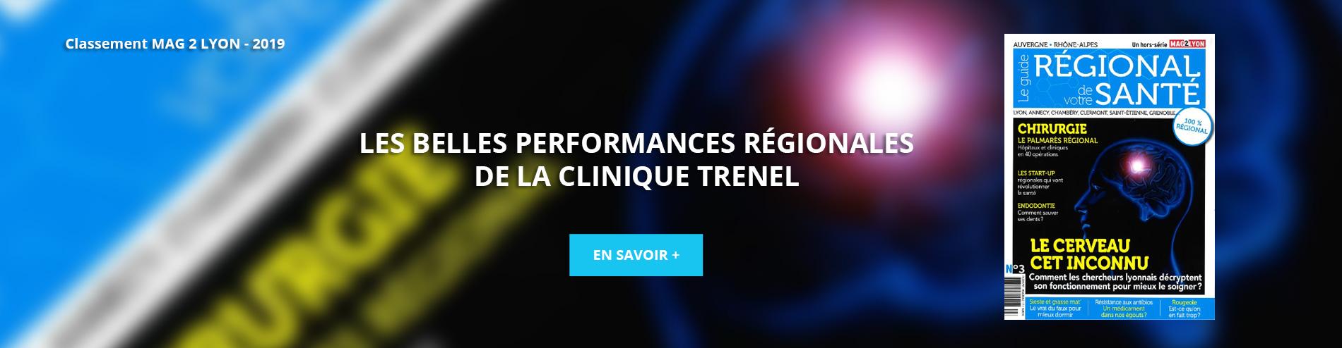 Clinique Trénel à Sainte Colombe Près De Lyon